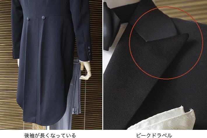 642b1f9dd31 フォーマルスーツ(フォーマルウェア・礼服)とは?正しい選び方について ...
